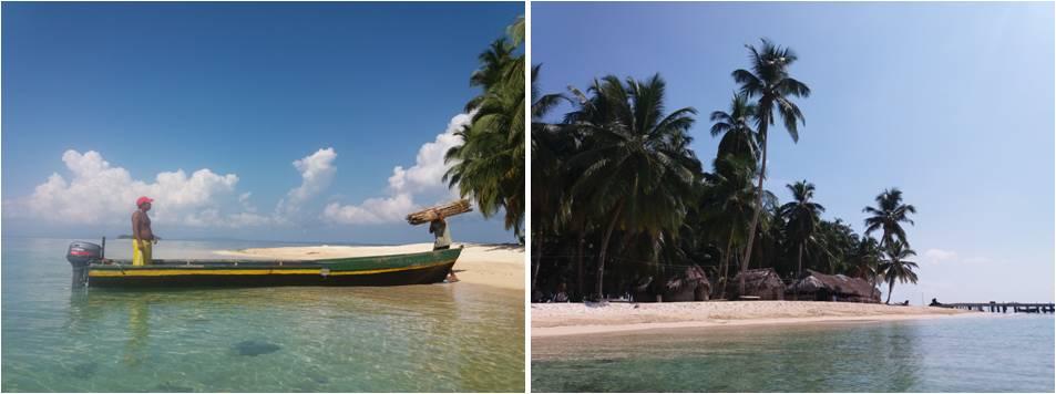 Visitar las Islas de San Blas en Panamá