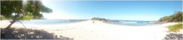 Playas de Costa Rica - San Juanillo - Snorkelling