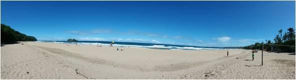Mejores playas de Puerto Viejo en Costa Rica - Playa Conchal