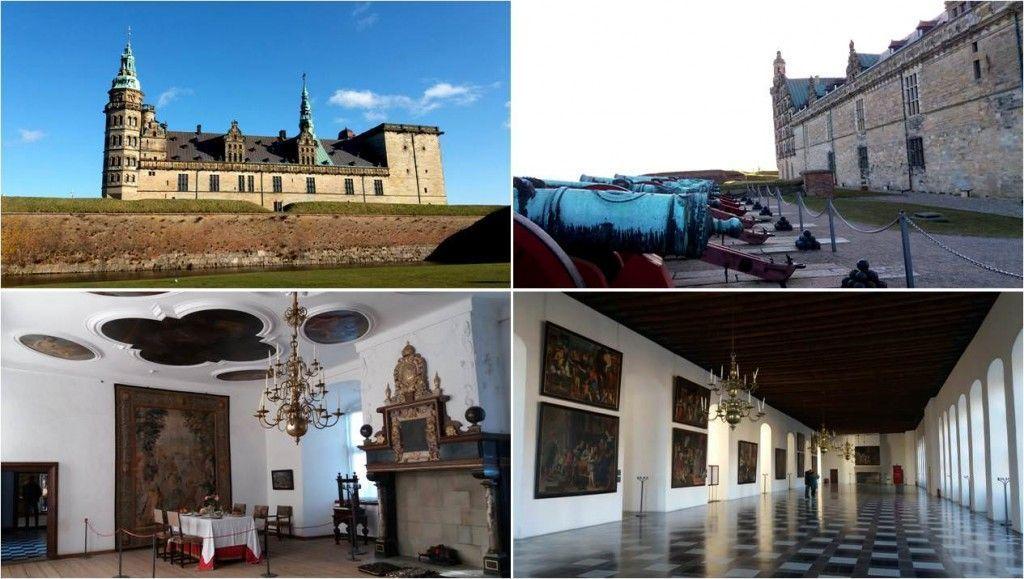 Castillo de Kronborg - Copenhague
