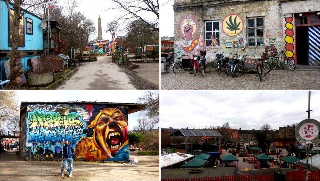Christiania-Qué ver en Copenhague