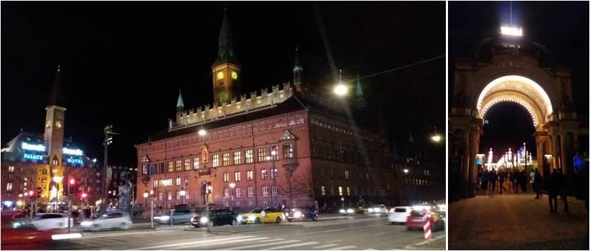 Qué ver en Copenhague de noche