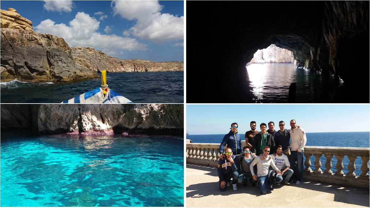 Blue Grotto - Qué ver en Malta
