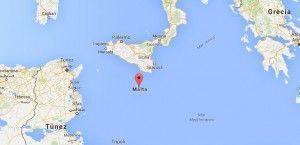 Donde está Malta