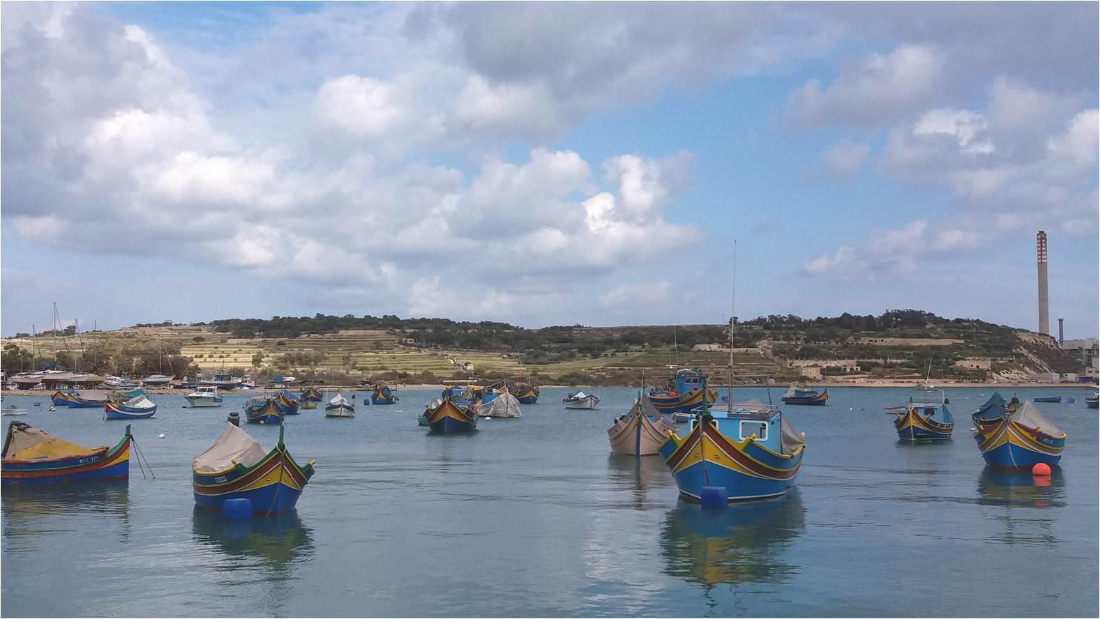 Qué ver en Malta - Marsaxlokk