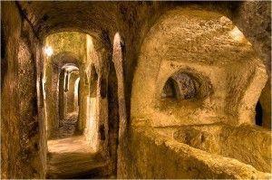 Qué ver en malta - Catacumbas Rabat
