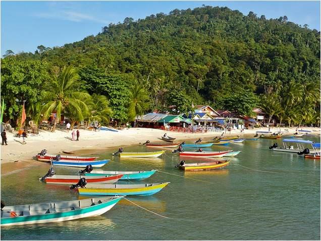 Que ver y hacer en Malasia - Islas perenthians