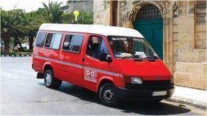 Transporte en Malta - Van - Furgoneta