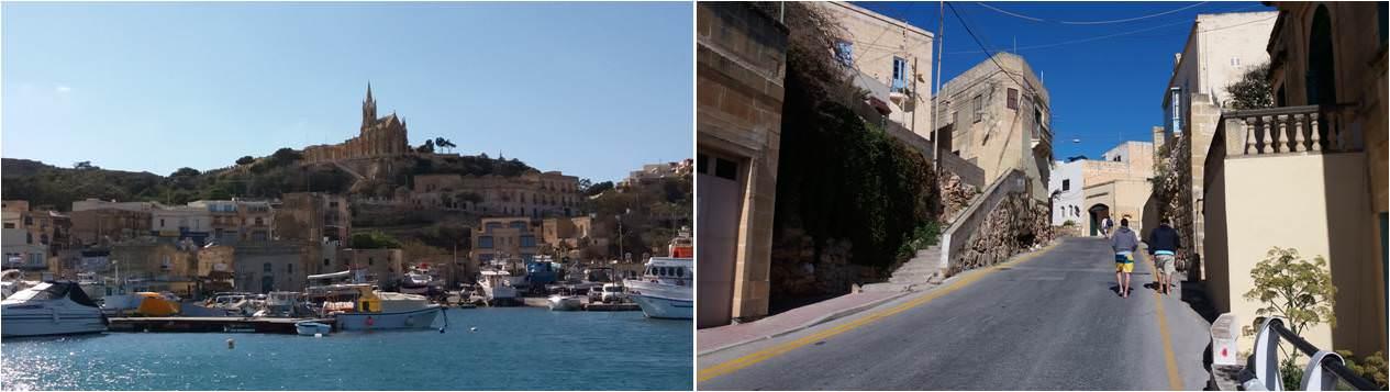 Turismo en Malta - Isla de Gozo