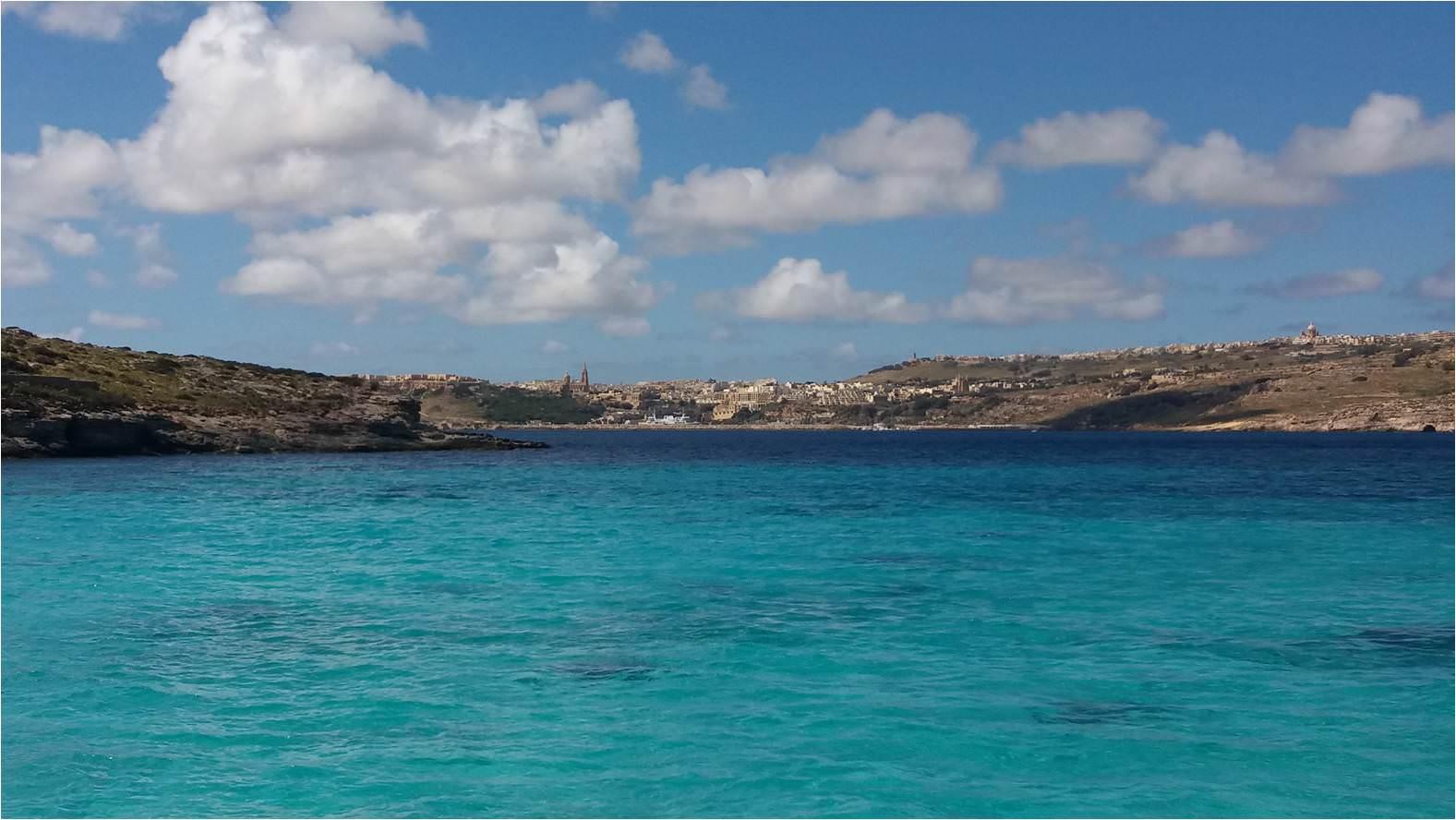 Viajar a Malta - Isla de Comino e Isla de Gozo