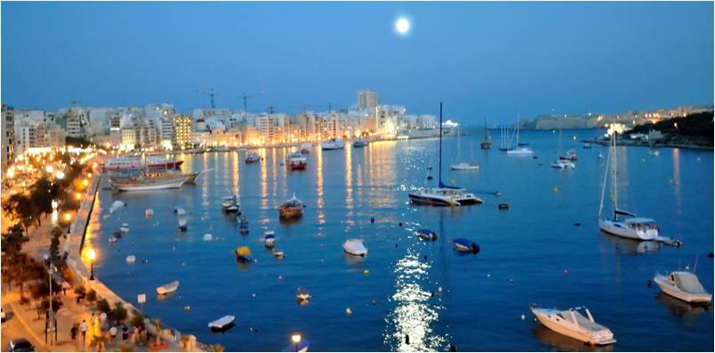 turismo en Malta-Sliema