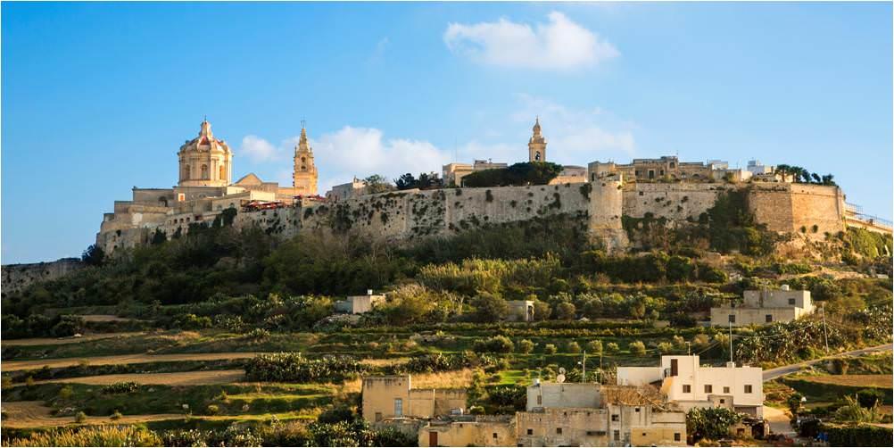 turismo en malta - Mdina