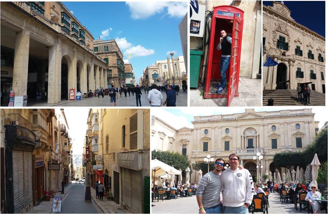viajar a la capital de Malta-La Valeta