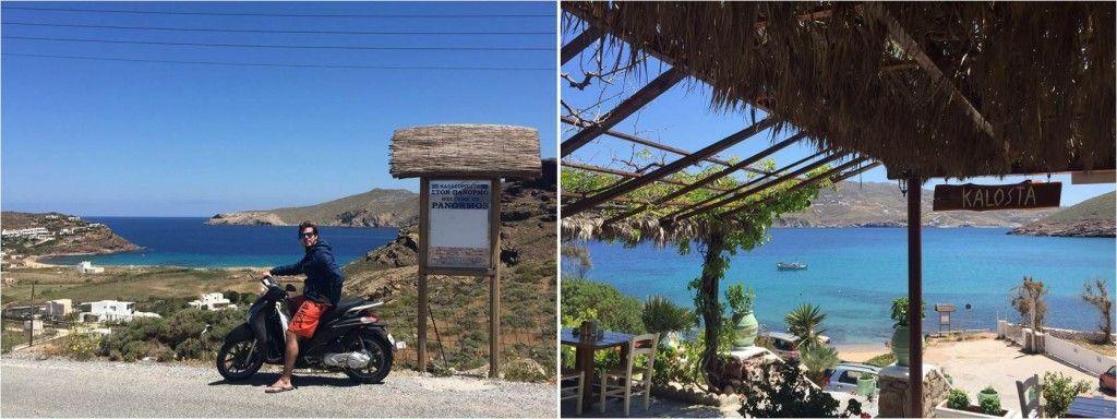 Playas de Mykonos - Panormos