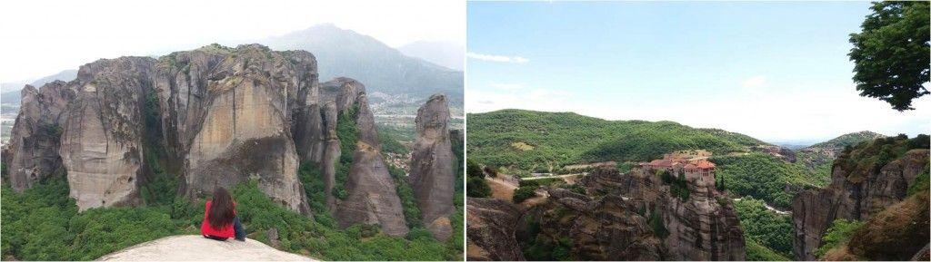Qué ver en Meteora-Grecia