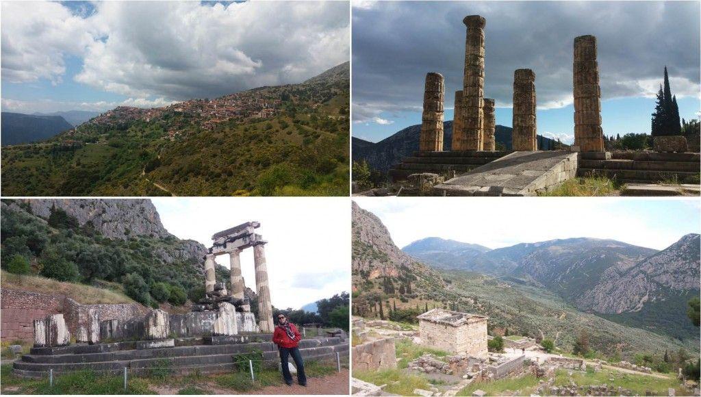 Viaje a Grecia-Delphos