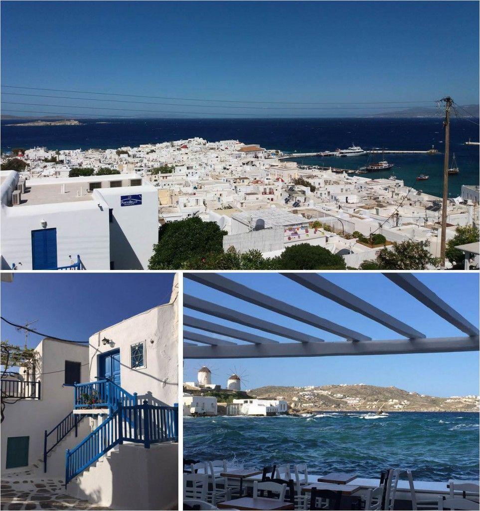 qué ver en Mykonos Grecia