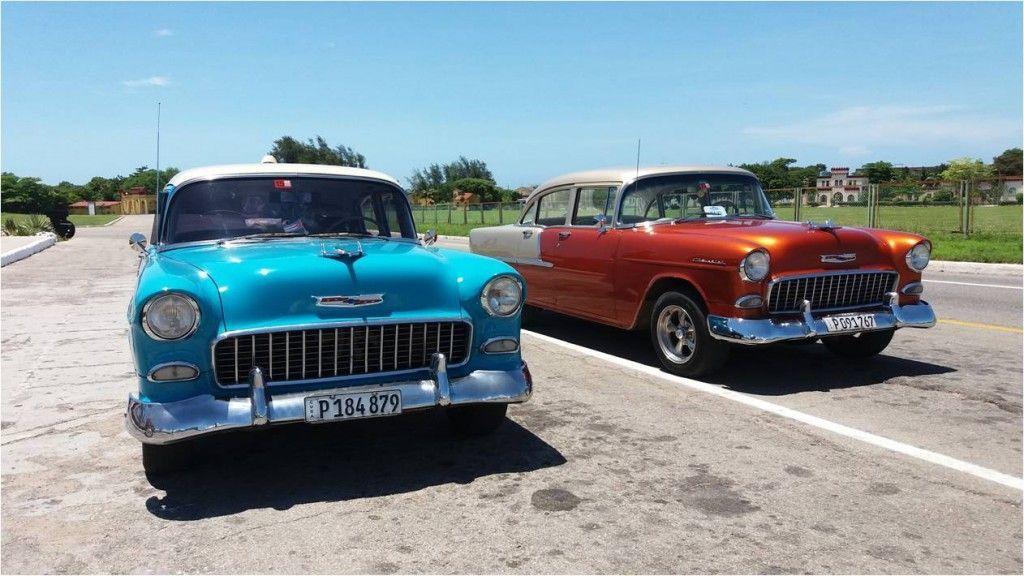 Almendrones los coches cubanos