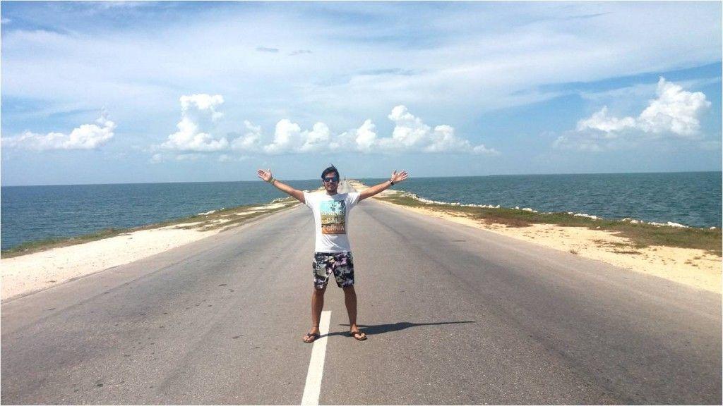 Carretera a Cayo Coco