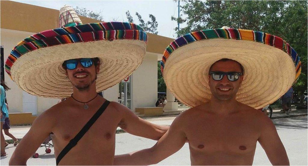 Erik & Julio en la Riviera Maya