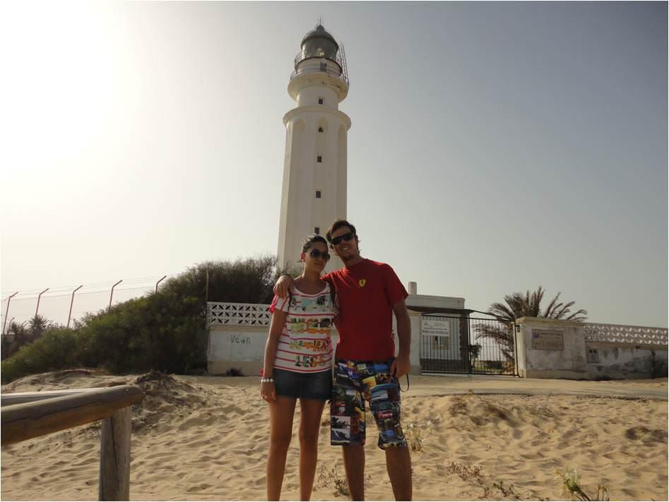 Faro de Trafalgar en Cádiz