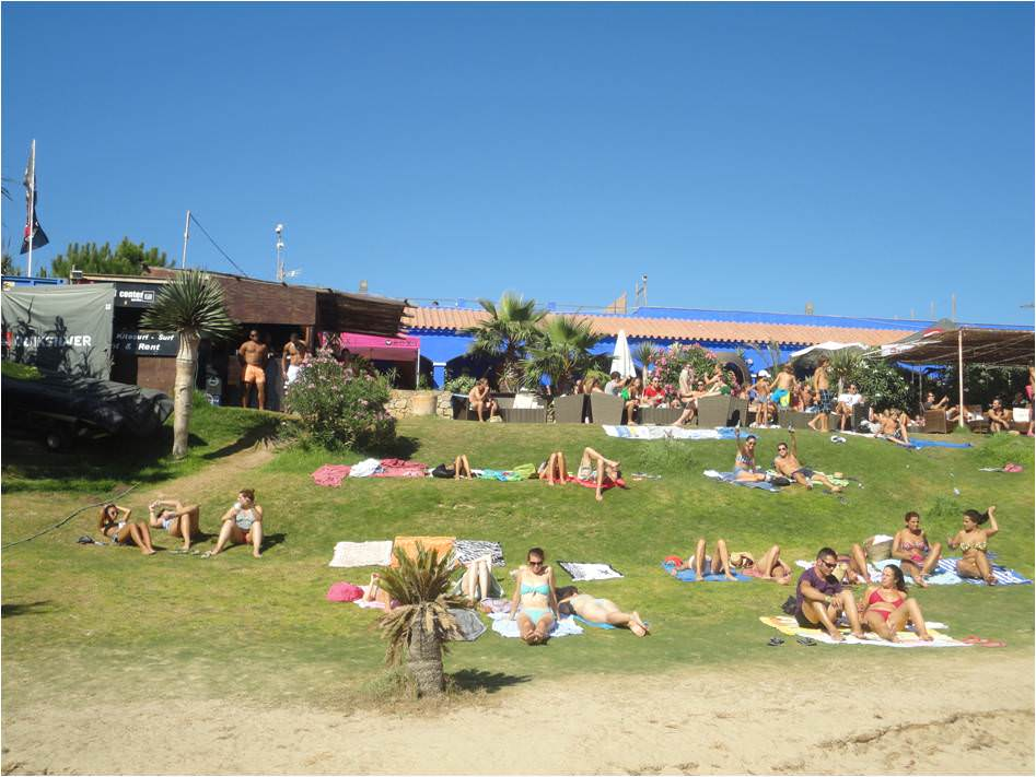 Playas de Cádez - Valdevaqueros