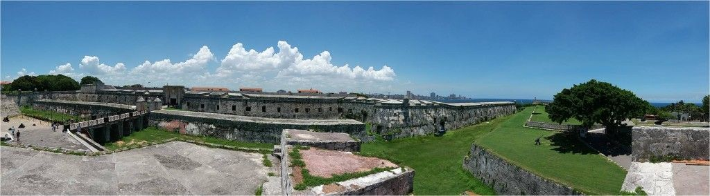 Qué ver en Cuba - Fortaleza San Carlos de la Cabaña