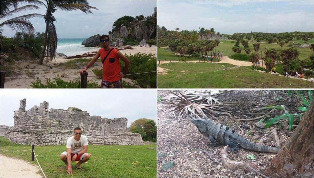Qué ver en la Riviera Maya - Ruinas de Tulúm