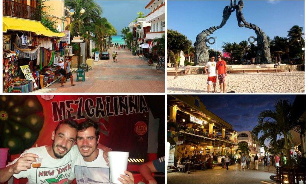Turismo en Playa del Carmen México