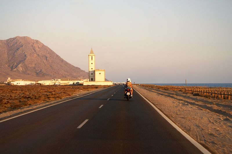 Camino del Faro