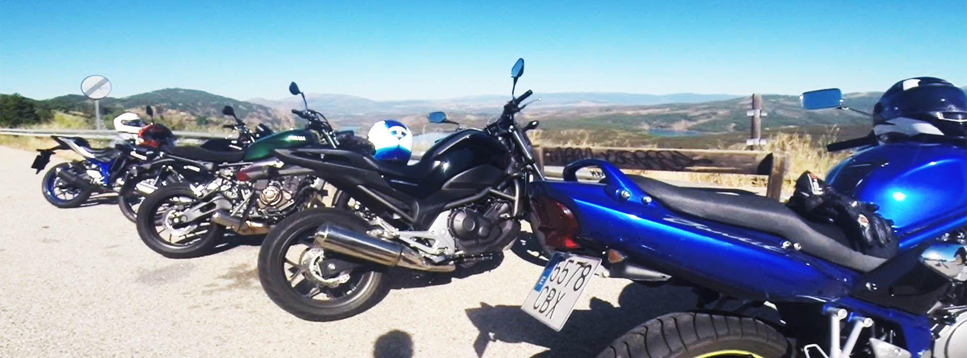 7b0a31bd4c Ruta en moto por el Valle Puebla de la Sierra