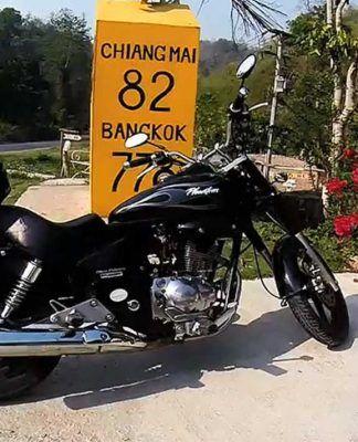 Ruta moto tailandia