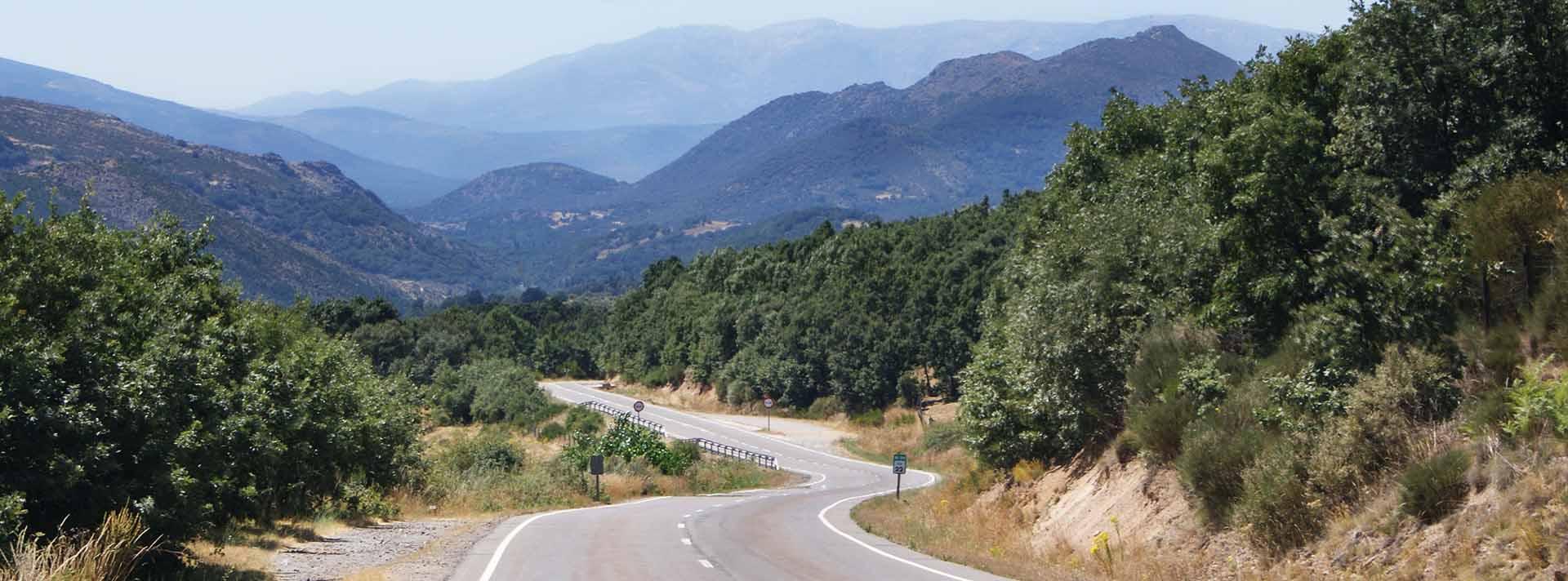 Carretera de Gredos