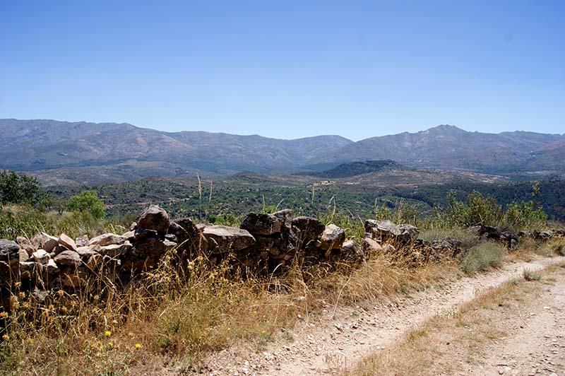 Camino de Tierra en Gredos