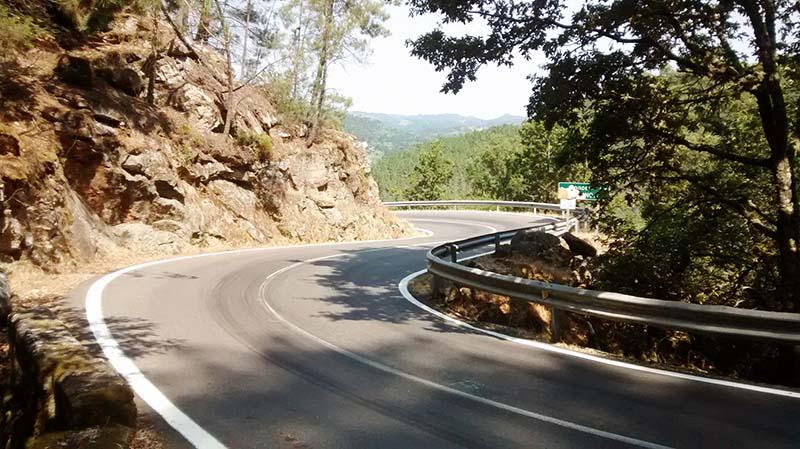 Carretera Arnoia