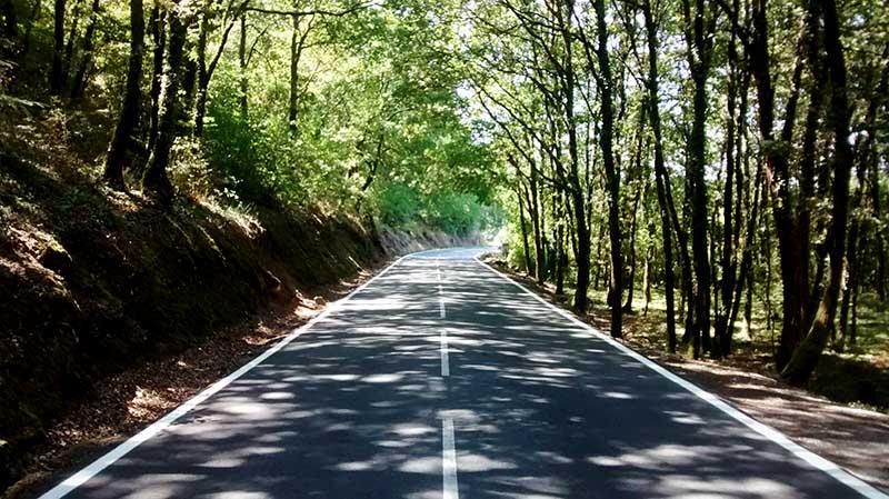 Carretera de Quenlle