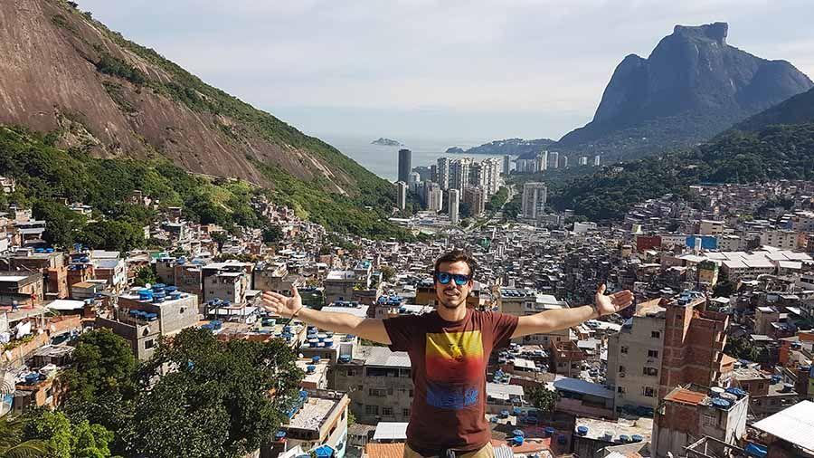 Excursión a la Rocinha en Río de Janeiro
