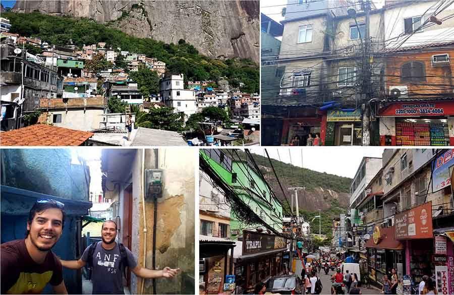 Qué ver en Río de Janeiro e Ilha Grande - Favela La Rocinha