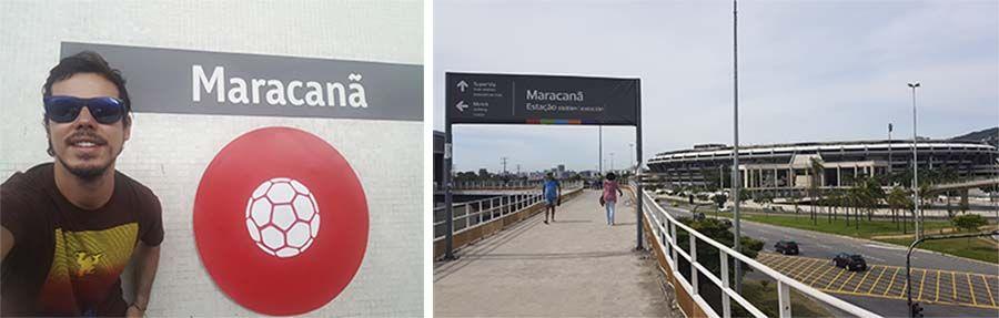 Visitar estacio de futbol de Maracana en Río de Janeiro