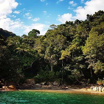 Qué hacer en Ilha Grande - Playa de Cadachaco