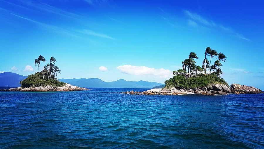 Viajar a Ilha Grande - Buceo en Ilha Grande