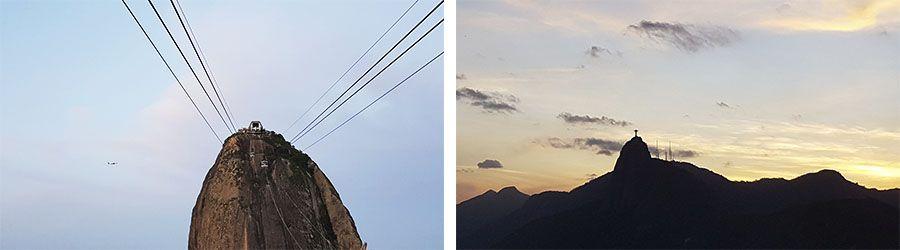Qué ver en Río de Janeiro e Ilha Grande - Pao de Azucar