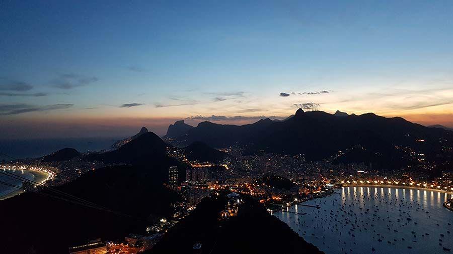 Qué ver en Río de Janeiro - Pao de Azucar