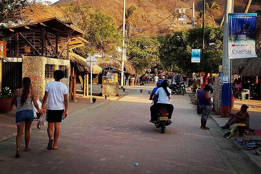 Qué ver en Taganga - Parque Tayrona