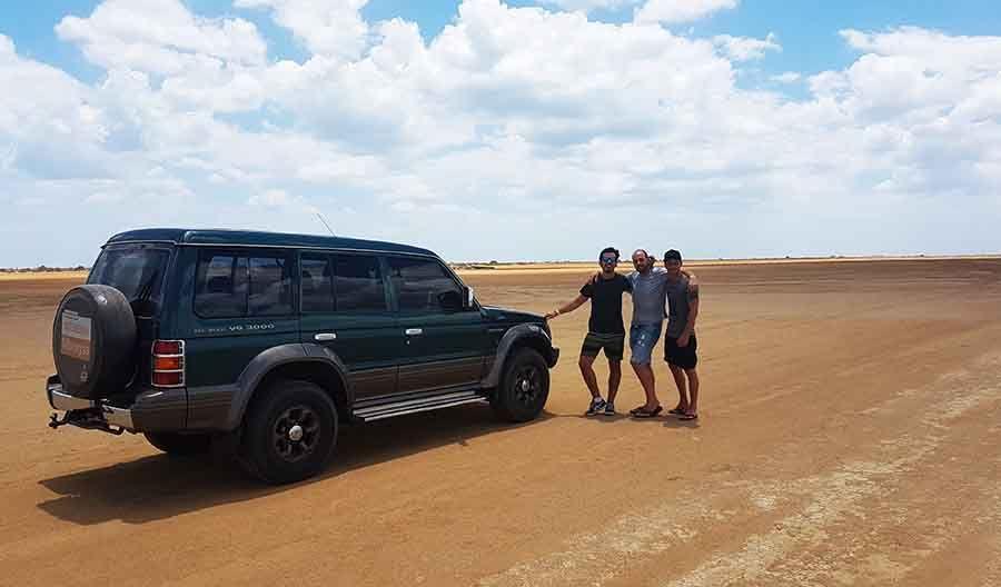 Excursión a La Guajira en 4x4