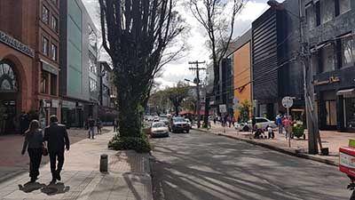 2 - Qué ver en Bogotá - Zona T - Zona Rosa
