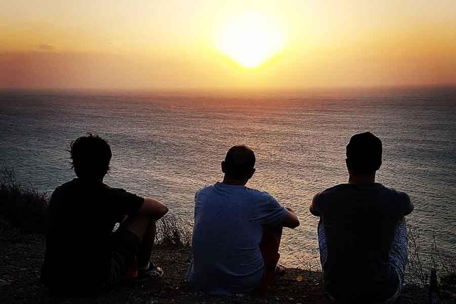 Puesta de Sol en Cabo de la Vela - La Guajira