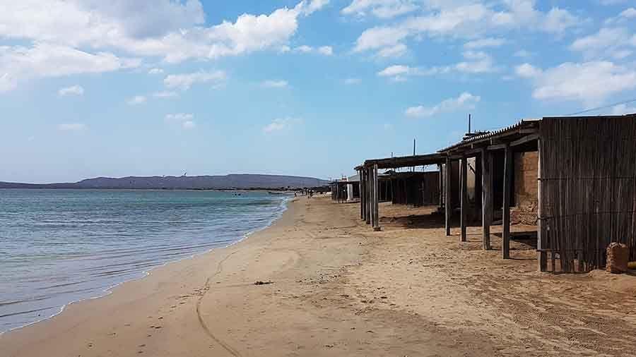 Excursión en 4x4 a Cabo de la Vela - La Guajira