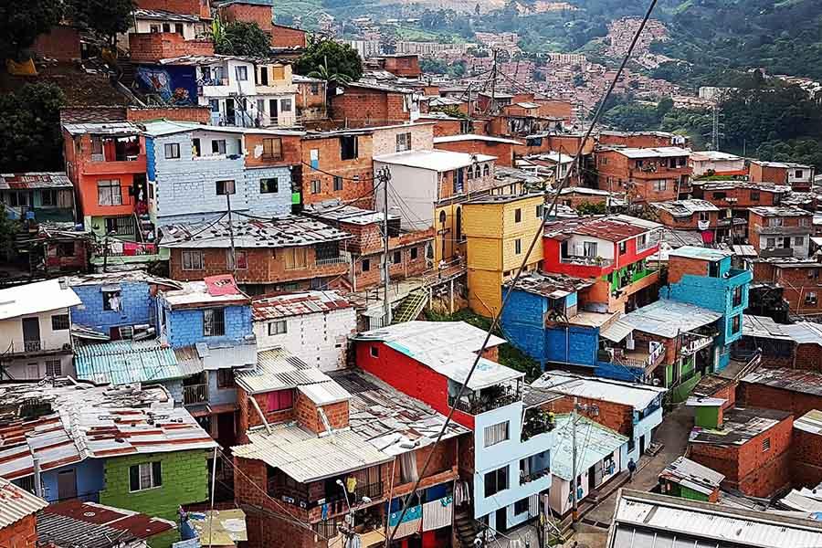 Que ver en Medellin - Comuna 13
