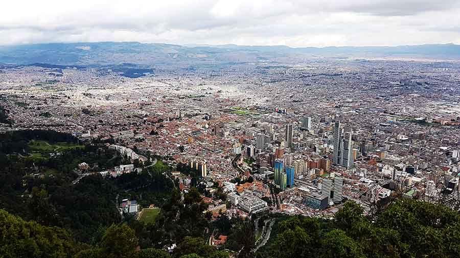 3 - Qué ver en Bogotá - Monserrate